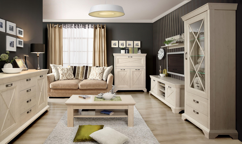 esstisch ausziehbar kashmir pinie wei shabby m bel design provenzalischen stil ebay. Black Bedroom Furniture Sets. Home Design Ideas