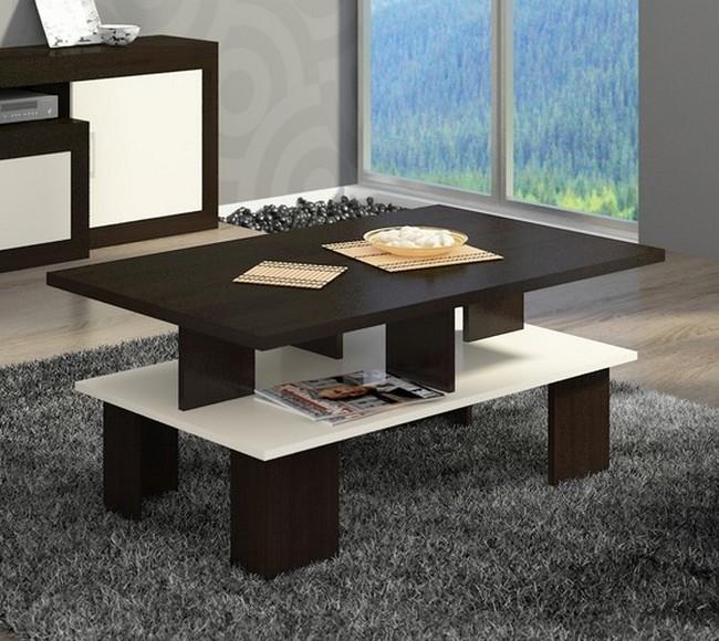 couchtisch supra2 wenge creme ebay. Black Bedroom Furniture Sets. Home Design Ideas