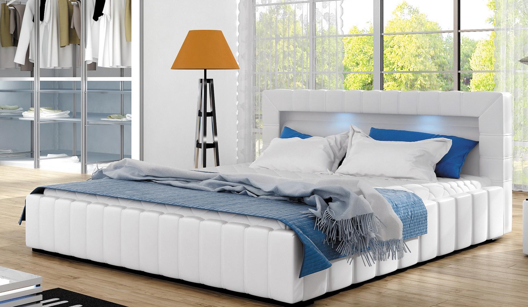 polsterbett 160 200 mit bettkasten ebenbild das sieht. Black Bedroom Furniture Sets. Home Design Ideas