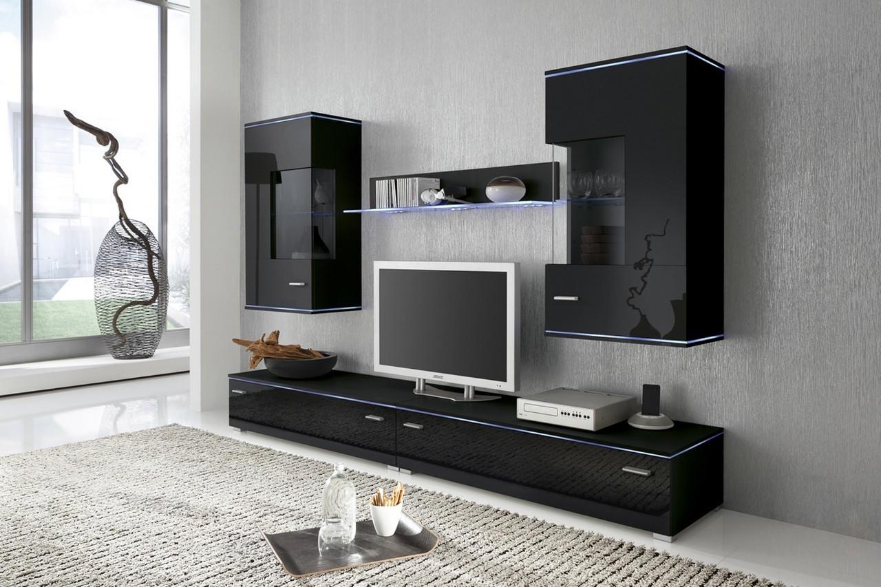 wohnwand kiel bestseller shop f r m bel und einrichtungen. Black Bedroom Furniture Sets. Home Design Ideas