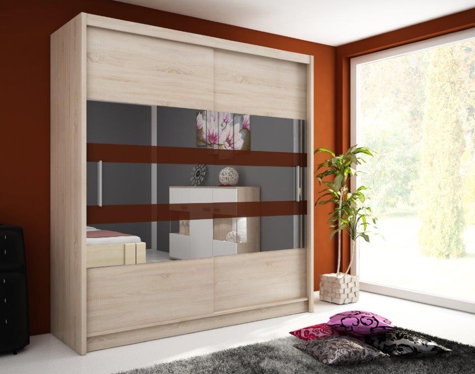 kleiderschrank schiebet renschrank wiki. Black Bedroom Furniture Sets. Home Design Ideas